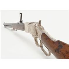 """Rare Winchester Model 1873 2nd model special order rifle in .44-40 caliber with 24"""" octagon barrel,"""