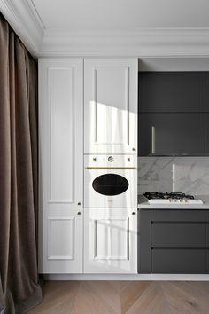 Элегантные современные апартаменты в Вильнюсе | Пуфик - блог о дизайне интерьера
