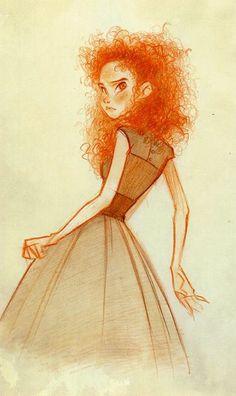 Eu não estou descabelada! Meus cabelos é que tem personalidade! Anna Cattish