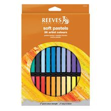 Reeves™ Soft Pastels, Set of 36
