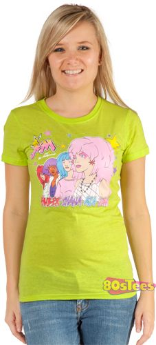 Group Jem and the Holograms Shirt