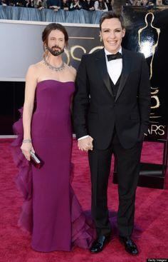 Oscar-Switch - Ben Affleck Jennifer Garner