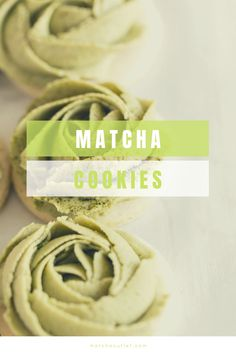 Starter Matcha Organic Green Tea Powder contains the antioxidants of regular green tea, making it an effective way to bolster the immune system and it's very healthy of your skin. Matcha Cookies, Matcha Green Tea Powder, Healthy Drinks, Latte, Smoothies, Roses, Organic, Cooking, Sweet