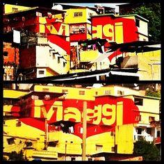 Maggi Magic / Fabela branding (Taken with Instagram at Petare)