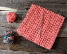 Double Thick Crunch Stitch Potholder Crochet Pattern - A More Crafty Life