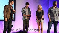 dancing the vampire diaries 2013 barcelona nathaniel buzolic bloody night con #gif from #giphy