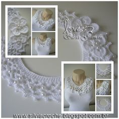 Online Diary, Decorative Hooks, Small Gifts, New Trends, Knit Crochet, Crochet Things, Burgundy, Ruffle Blouse, Embroidery