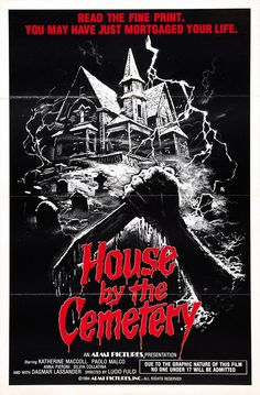 The House by the Cemetery — 80shorror.net