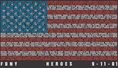 Heroes- 9/11
