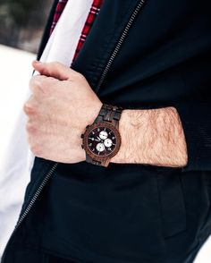 See the world's best wood watches through authentic customer experiences. Explore hundreds of photos of our timepieces.  Share your story by using the hashtag #jordwatch to be featured on our site.