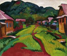 Burgundy Todays information about Burgundian Culture: Museum Beaux Arts, Henri Matisse and the Hungarian Fauve Artists Henri Matisse, Watercolor Bird, Watercolor Paintings, Budapest, Raoul Dufy, Georges Braque, Fauvism, Post Impressionism, Urban Landscape