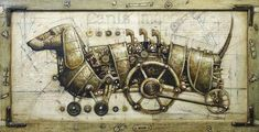 steampunk art - Google Search