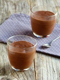 La mousse au chocolat d'Albert (renommée mousse au chocolat magique)