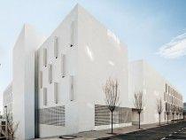 Sozialer Wohnungsbau für Senioren inBarcelona - DETAIL inspiration