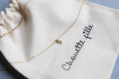 Collier MINI MAKO - by Chouette Fille - www.chouettefille-shop.com