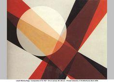 László Moholy-Nagy - Composition A