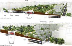 BARICENTRALE - concorso internazionale di idee per le aree fe ... 110027 | competitionline - Wettbewerbe und Architektur
