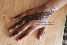 Bridal party 2010 © NJ's Unique Henna Art | Flickr - Photo Sharing!