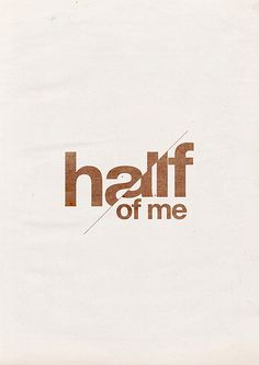 half of me by felkx on flickr