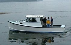 Cool Boats, Small Boats, Ocean Fishing Boats, Tuna Boat, Cruiser Boat, Classic Wooden Boats, Wooden Boat Plans, Boat Stuff, Wooden Ship