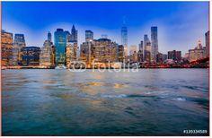 Floors, New York Skyline, Walls, Travel, Home Tiles, Voyage, Flats, Wall, Viajes