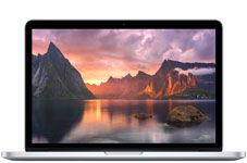 Apple – MacBookPro med Retina-skjerm – Tekniske spesifikasjoner