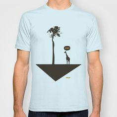 WTF? Jirafa! T-shirt by Estudio Minga   www.estudiominga.com - $18.00