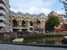 Nederland: De snodige kubehusene i Rotterdam | Reiseliv