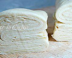 Pasta sfoglia fatta in casa ricetta base