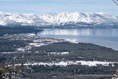 The Lake Tahoe area is easily one of the best spots in California, both in the winter and the summer. I have explored a lot of it in the summer but hadn't spent much time in the winter until this year. Let me tell you, it is a variable paradise when there is snow on …