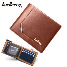 2017 NEW Men's Passport Wallet Leather High Capacity Men Wallets High Quality New Fashion Man Coin Purse Card Holder Bags Gift