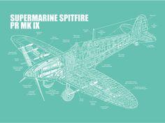 Supermarine Spitfire PR MK IX