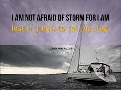 #storm #sail #learning Connect with me on FutureNet at http://teamsocial.futurenet.club