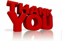 Thank You Bounce - Animated Clipart for PowerPoint