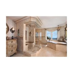 luxury | Tumblr ❤ liked on Polyvore featuring house, bathroom, rooms, pictures and home
