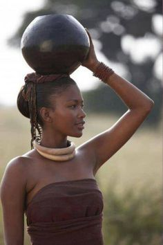 African woman-beauty is diverse