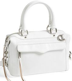 Rebecca Minkoff Mab Mini Leather Satchel. Buy for $395 at Nordstrom.
