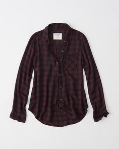 Womens Shirts | Abercrombie & Fitch