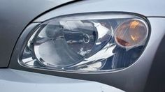 How to Restore Foggy Headlight Lenses With Toothpaste
