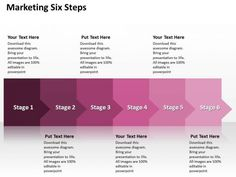 Ppt Consistent Way To Prevent Marketing PowerPoint Templates Losses Six Steps