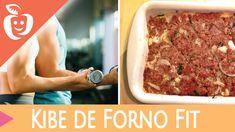 Receita: Kibe de Forno Fit - Emagrecer Certo