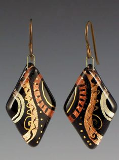 Holly Sokol's tri-color metal tango are awesome.