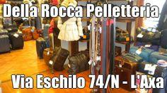 Della Rocca Pelletteria Via Eschilo 74/N - L'Axa (courtesy of @Pinstamatic http://pinstamatic.com)