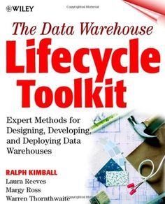 The Data Warehouse Lifecycle Toolkit : Expert Methods for Designing, Developing, and Deploying Data Warehouses by Ralph Kimball http://www.amazon.com/dp/0471255475/ref=cm_sw_r_pi_dp_WdqCvb1935W9N