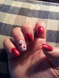 nails Valentine Nails Find us on: /NeoNailPL Fancy Nails, Love Nails, Pretty Nails, My Nails, Valentine Nail Art, Holiday Nail Art, Valentines, Elegant Nail Designs, Cute Nail Designs