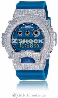 The Premier Oceania Custom G-Shock with ZShock Bezel. $1695 #zshock #gshock #watch