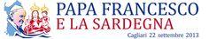 IL PROGRAMMA COMPLETO DELLA VISITA DI PAPA FRANCESCO A CAGLIARI – DOMENICA 22 SETTEMBRE 2013