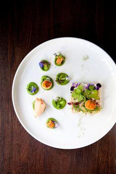Prospect Restaurant / Nicole Franzen. Beautiful images of beautifully presented food.