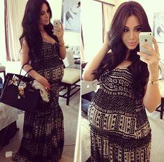 Pregnancy chic