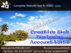 Account4WEB    Web Hosting in Pakistan.: E-Commerce Website Design and Development in Pakis...